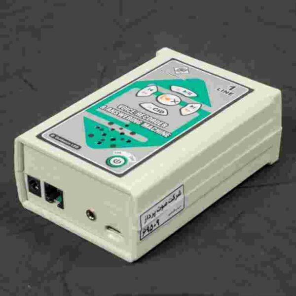 دستگاه منشی تلفنی و ضبط مکالمات